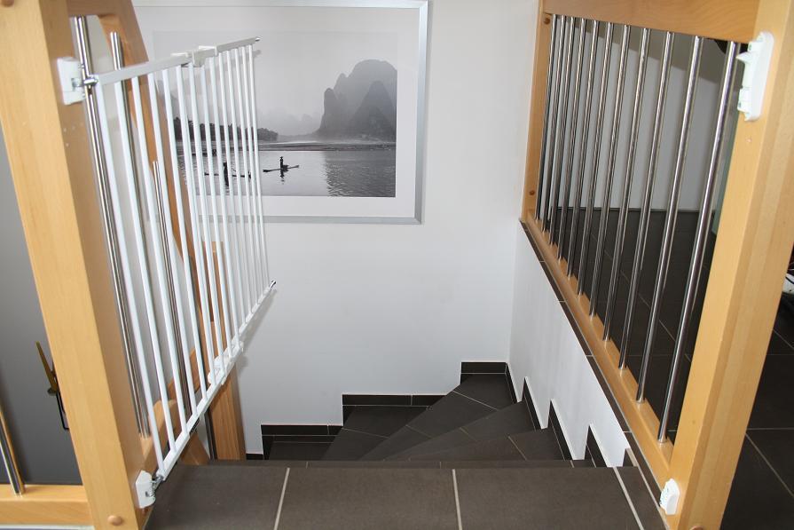 treppengitter treppenschutzgitter baby s first 60 101 cmt rgitter ebay. Black Bedroom Furniture Sets. Home Design Ideas
