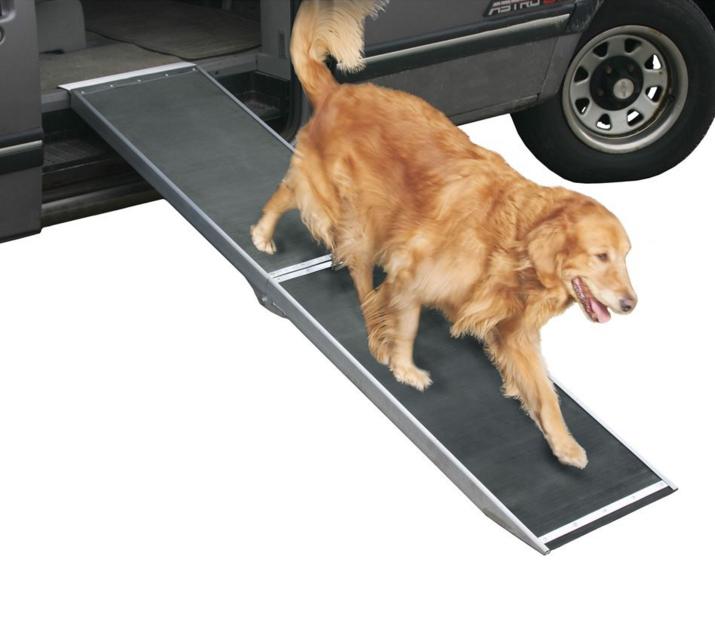 mypets rampa de perro comfort walk aluminio plegable. Black Bedroom Furniture Sets. Home Design Ideas