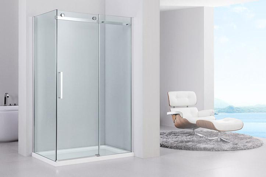dusche miami duschkabine mit schiebet r duschwand duschtasse duschwand nano. Black Bedroom Furniture Sets. Home Design Ideas
